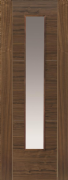 JB Kind Mistral Glazed - Walnut Door